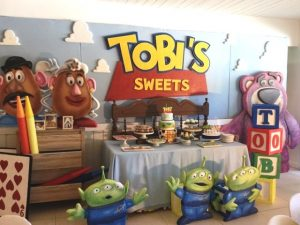 Tobi's Toy Story Themed Party – 1st Birthday
