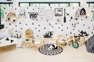 Pio's Scandinavian Panda Themed Party – 1st Birthday