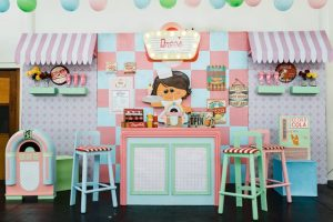 Dree's Rocking 50's Themed Party – 1st Birthday
