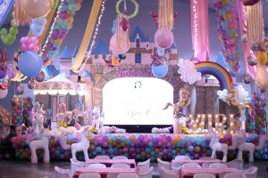 Yuri's Enchanting Unicorn Themed Party – 7th Birthday