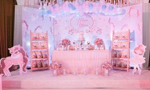 Maria Yllana's Swan Princess Themed Party – 1st Birthday