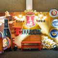 Beerfest Theme Party stage
