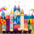 It's a small world theme party ideas