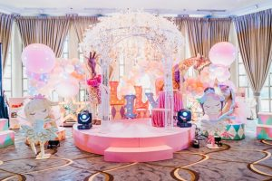 Lily's French Vintage Carnival Themed Party – 1st Birthday