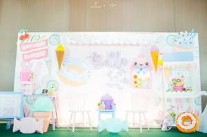 Bella's Candy Wonderland Themed Party – 1st birthday