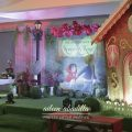 hansel and gretel theme party stage