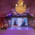 Marie Antoinette Inspired Stage