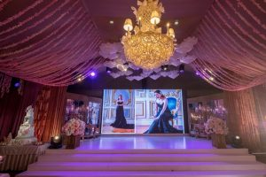 Regine's Marie Antoinette Inspired Sweet 16 Party