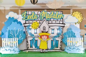Leela's Madeline in Paris Themed Party – 1st Birthday