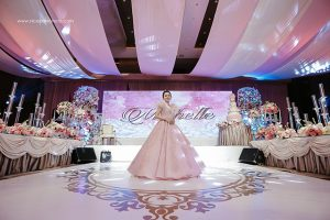 Michelle's A Floral Fantasy Inspired Debut – 18th Birthday