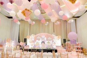 "Amanda Laureen's ""It's a Small World"" Themed Party – 1st Birthday"