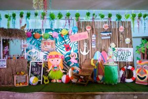 Martina's Hawaiian Luau Themed Party – 1st Birthday