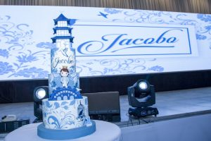 Jacobo's Chinoiserie Inspired Birthday Bash – 1st Birthday
