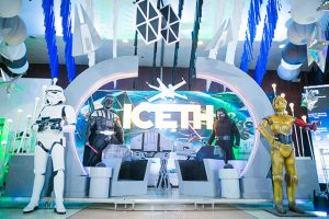 Iceth's Star Wars Themed Party – 7th Birthday