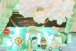 "Mayor Dylan's Charming ""My Little Town"" Themed Party – 1st Birthday"