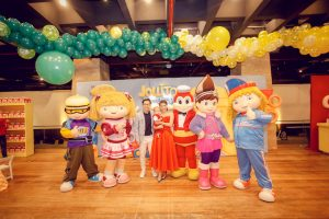 Callen's First Jolly Birthday Bash – A Jollibee-themed 1st Birthday Party