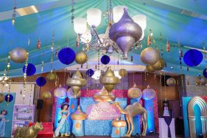 Reese's Princess Jasmine Themed Party – 7th Birthday