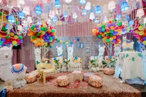 Sienna Dream's Chic Peruvian Themed Party – 2nd Birthday