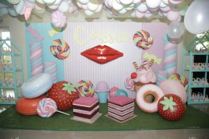 Cassie's Candyland Themed Party – 1st Birthday