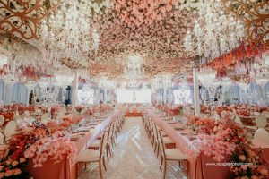 Baby Sarah Velasco's Dreamy Floral Fête – Baptismal