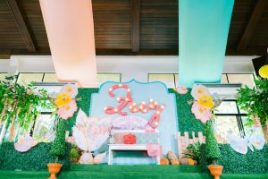 Zoey's Chic Boho Fox Themed Party – 1st Birthday