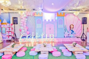Caitlin's Under the Sea Themed Party – 7th Birthday