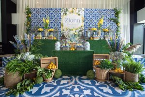 Zionn's Fun and Zesty Lemon Theme Party – Christening