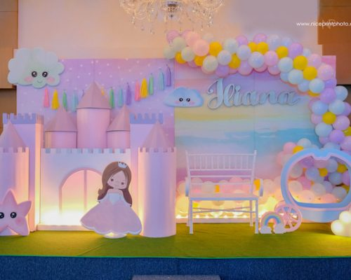 Iliana's Dreamy Princess Themed Party – 7th Birthday