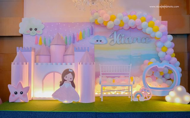 Iliana's Dreamy Princess Themed Party – 7th Birthday