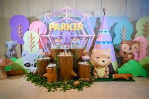 Parker's Woodland Fete – 1st Birthday