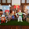 toy story party stage