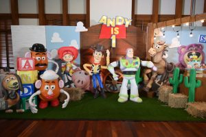 Andy's Toy Story Themed Party – 1st Birthday