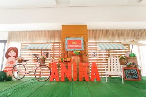 Anika's Sunday Market Themed Party – 1st Birthday