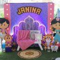 princess jasmin party ideas