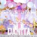 pink and gold carnival theme party
