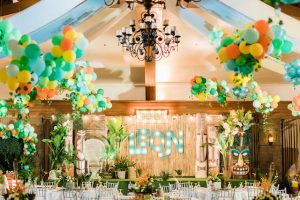Leon's Totally Tiki Luau Themed Party – 1st Birthday