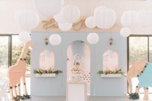 Ennie's Spring Fair Themed Party – 1st Birthday