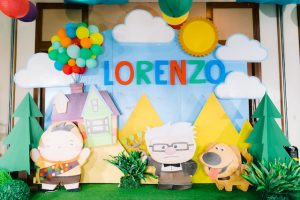 "Lorenzo's ""Disney's Up"" Themed Party – 1st Birthday"