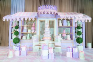 Dior's Ladurée Inspired Party – 1st Birthday