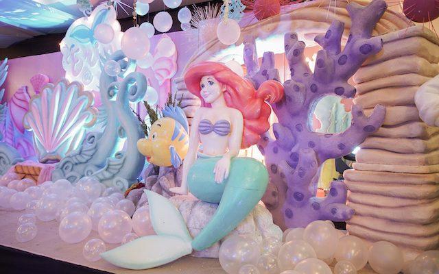 Erin's 'The Little Mermaid'  Themed Party – 1st Birthday