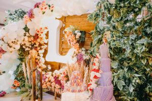 Luna's Enchanted Garden House Party – Baptismal Celebration