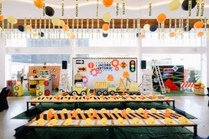 Jacobo's Construction Themed Party – 1st Birthday