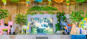 Clark's Baby Dino Themed Party – 1st Birthday