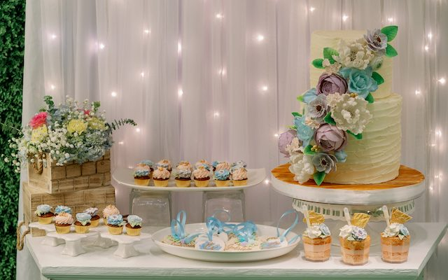 Of Flowers, Lace and Little Gabrielle's Christening