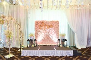 Aria's Cherry Blossom Themed Baptismal Celebration