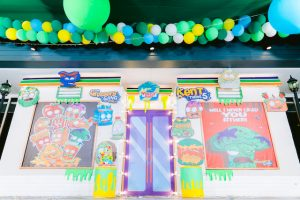 Kent's Grossery Gang Themed Party – 5th Birthday