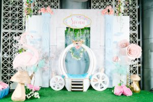 Sionn's Cinderella's Ball Inspired Party – 7th Birthday