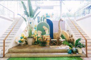 Pio's Scandinavian Dino Themed Party – 1st Birthday