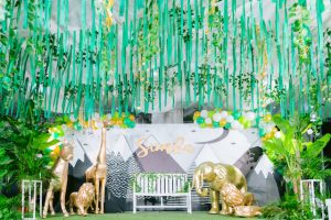 Simba's Luxe Safari Themed Party – 1st Birthday