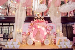 Alessa's A Royal Princess Party – 1st Birthday